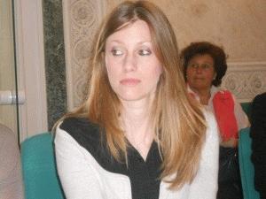 Linda, nipote del Poeta Giampiero Maspero ESCAPE='HTML'